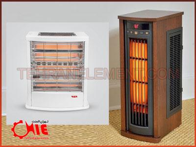 رعایت موارد هنگام تعمیر بخاری برقی
